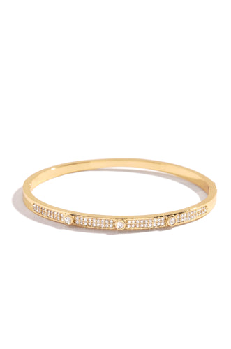 So Icy Bracelet - Gold