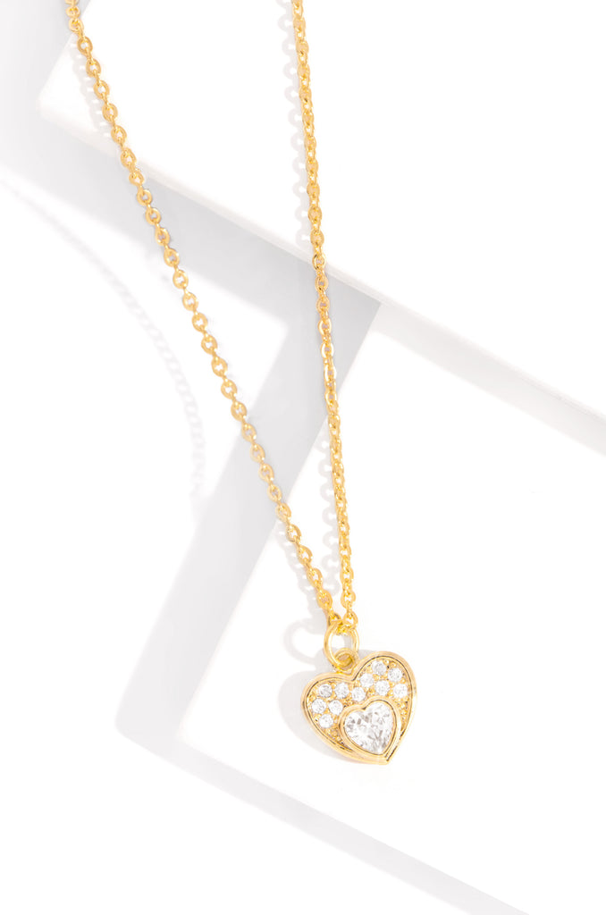 Love Addict Necklace - Gold