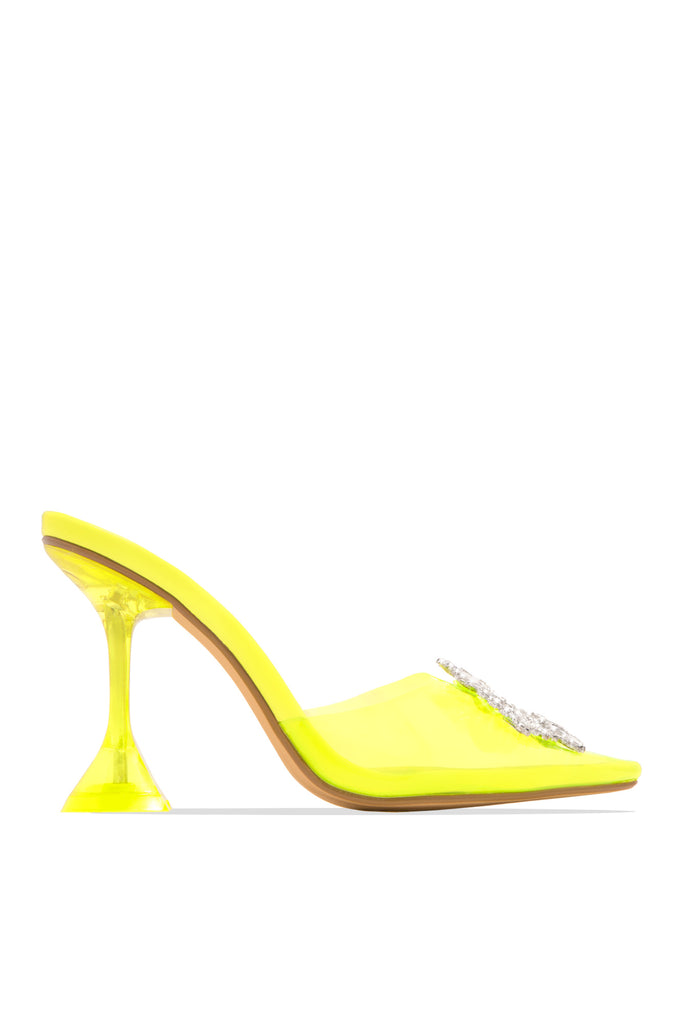 Luxe Icon - Yellow