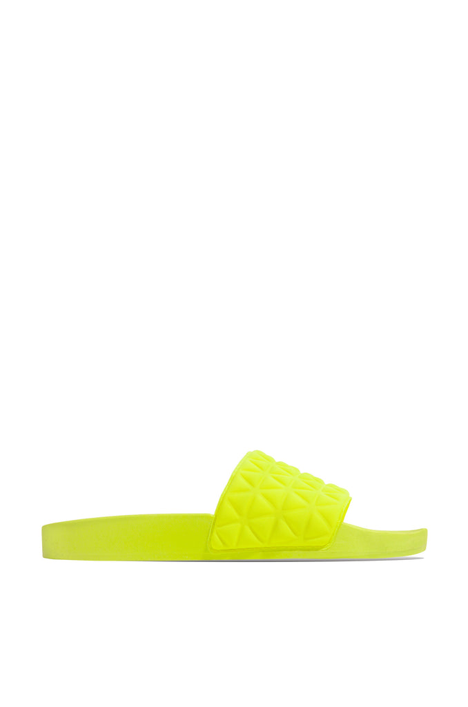 Chill Out - Neon Yellow