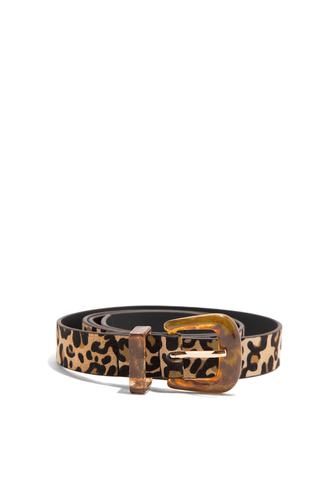 On The Prowl Belt- Leopard