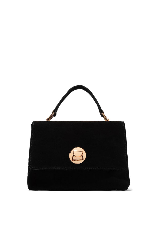 Mi Vida Crossbody - Black