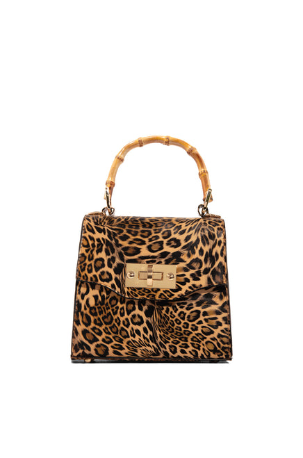 Amazona Crossbody - Leopard