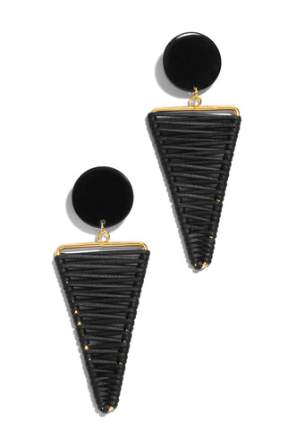 Caliente Earring - Black