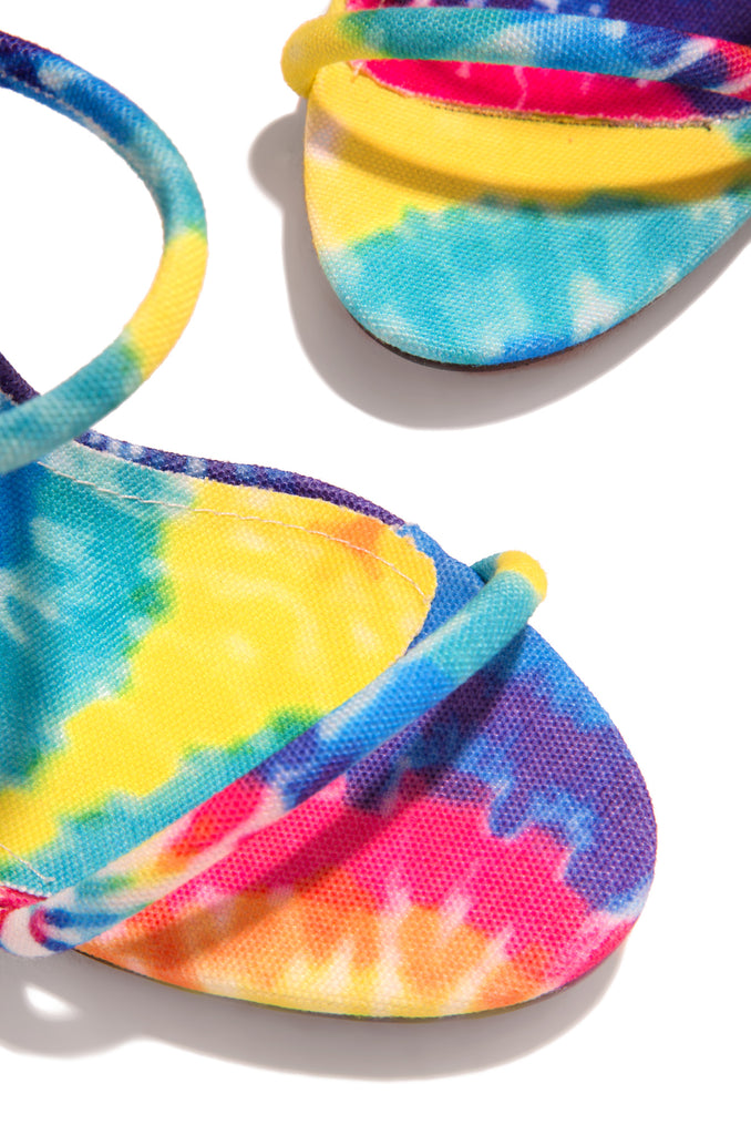 Exclusively Yours - Tie Dye