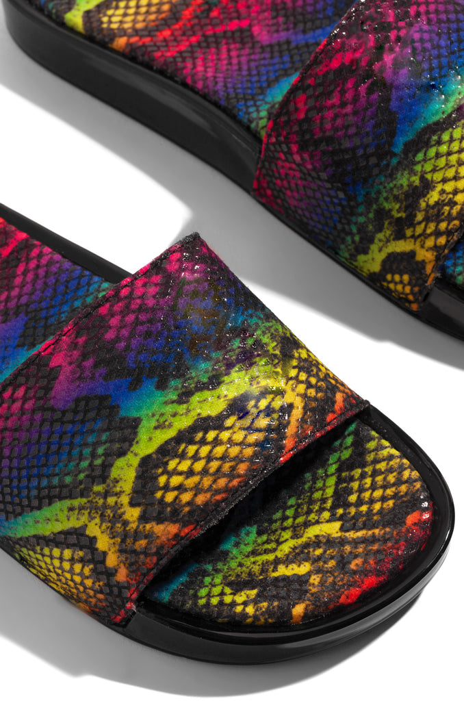 Slide In Style - Multi Snake
