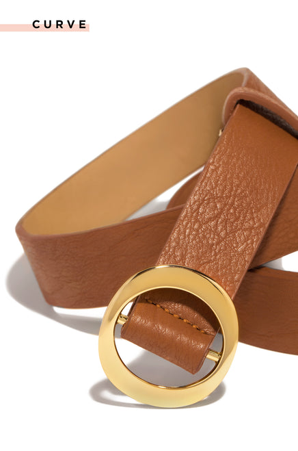 Gabby Belt - Tan