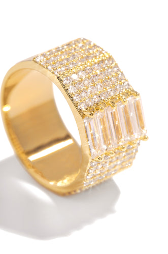 Claudette Ring - Gold