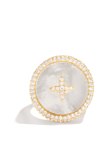 Vibras Ring - Gold