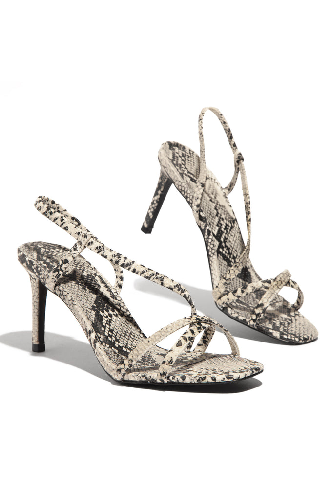 Total Doll Mid Heel - Snake                            Regular price     $30.99         Sold out 7