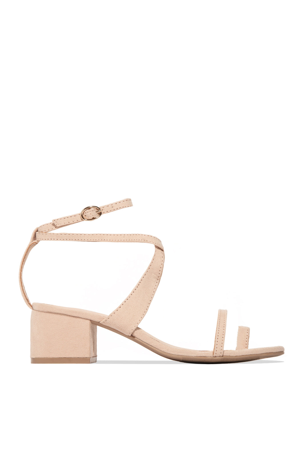 You're The One Mid Heel - Nude