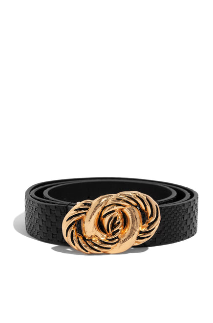 Nicolina Belt - Black