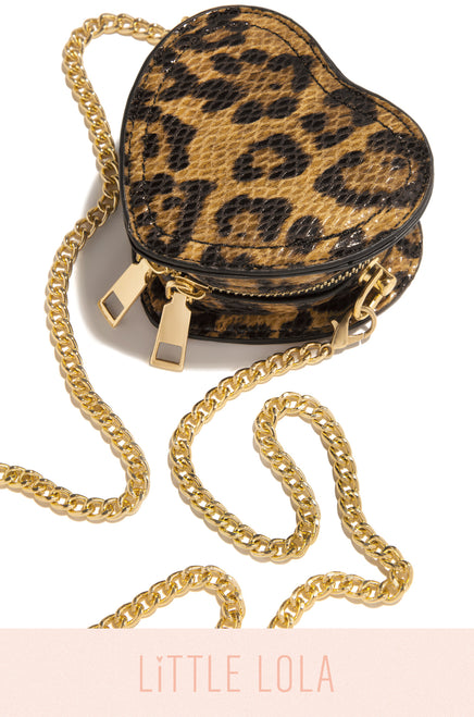 Gigi Bag - Leopard