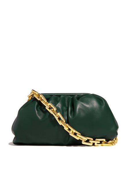 Italian Nights Bag - Emerald