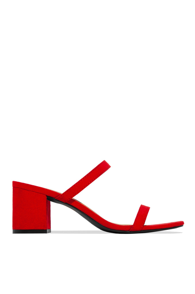 City Chic Mid Heel - Red                            Regular price     $30.99         Sold out 6