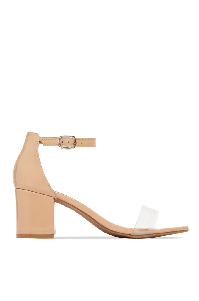 Kim Mid Heel - Nude Pat                            Regular price     $29.99         Sold out 8