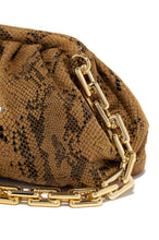Italian Nights Bag - Camel Snake