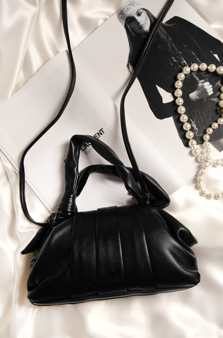 Passion For Fashion Bag - Black
