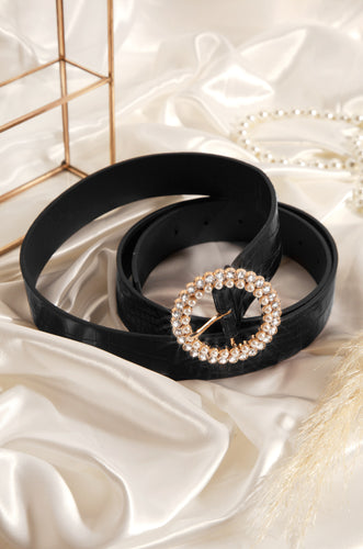 Angelina Belt - Black