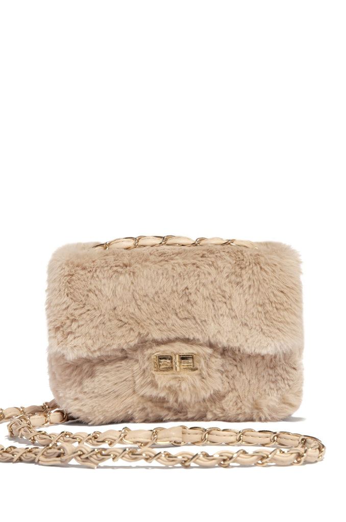 Streets Of London Bag - Nude