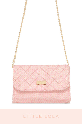Rae Little Lola Bag - Pink