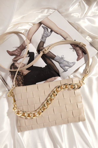 High Fashion Bag - Nude