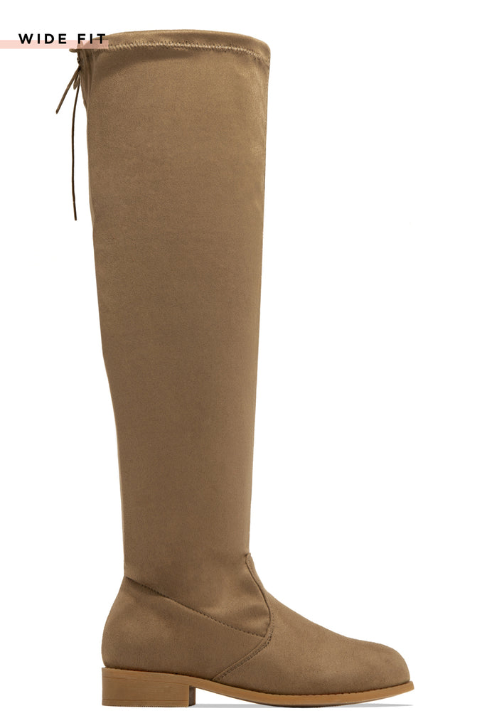 Stunning Views Wide Fit - Taupe                            Regular price     $44.99 1