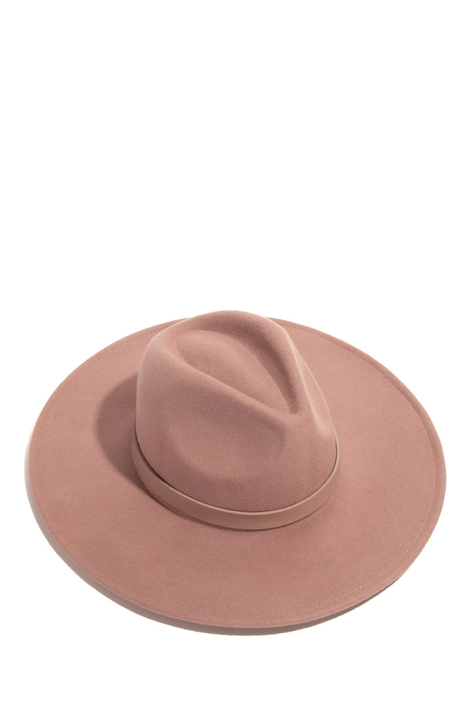 Pardon My French Hat - Blush