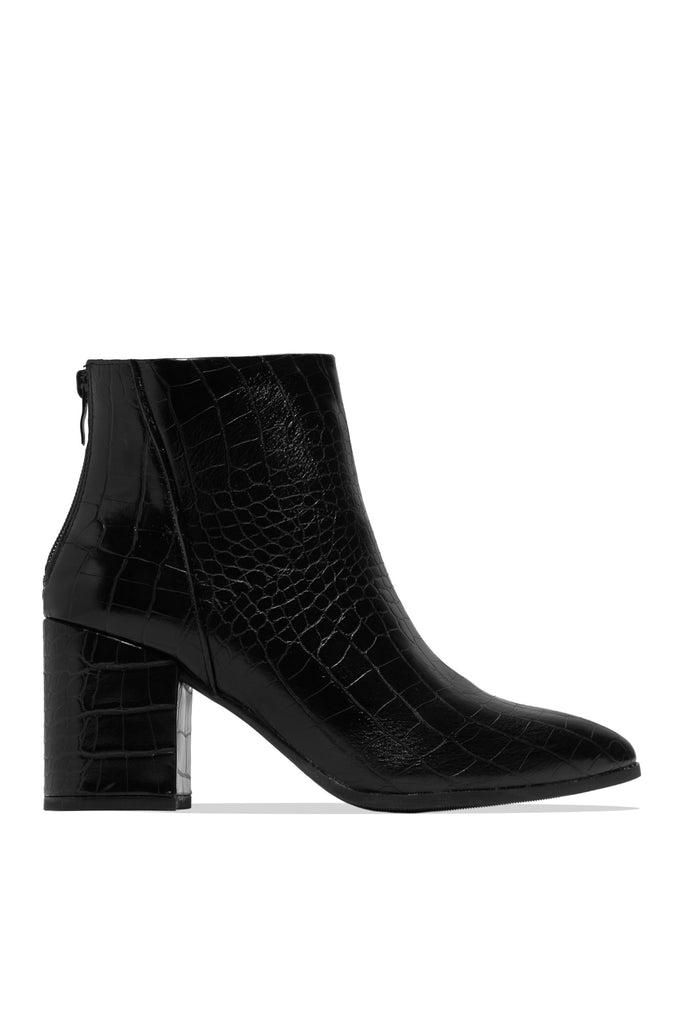 Hayley - Black Croc                            Regular price     $32.99         Sold out 18