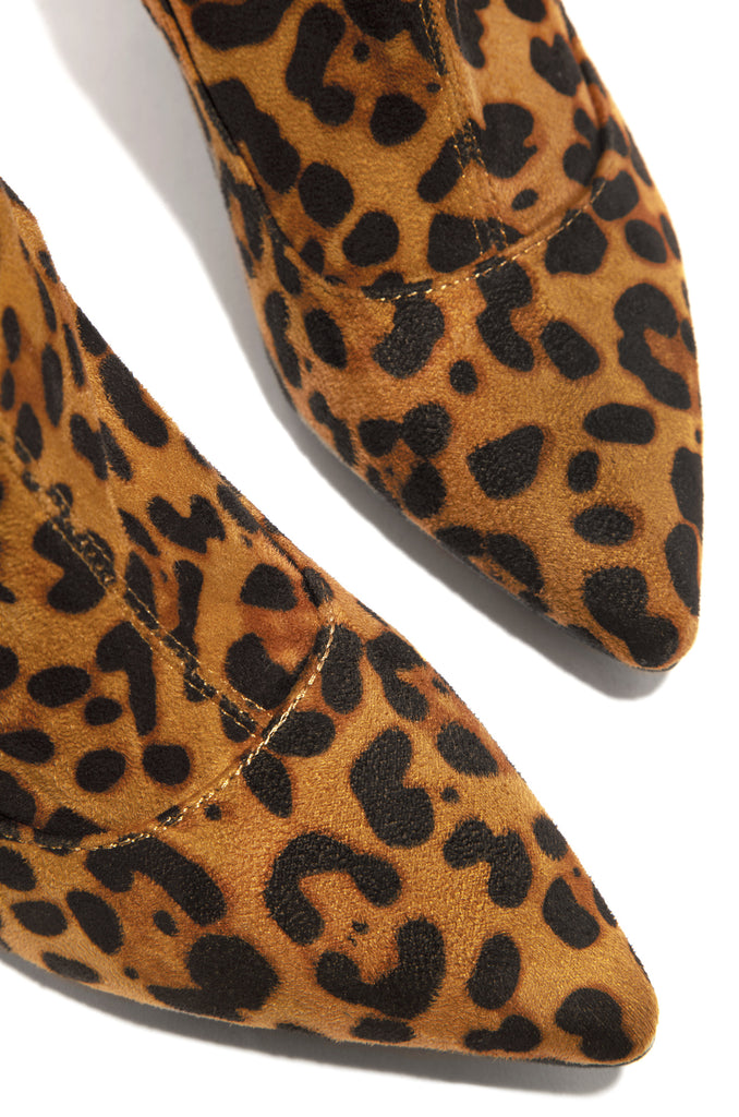 Paris Is Calling - Leopard