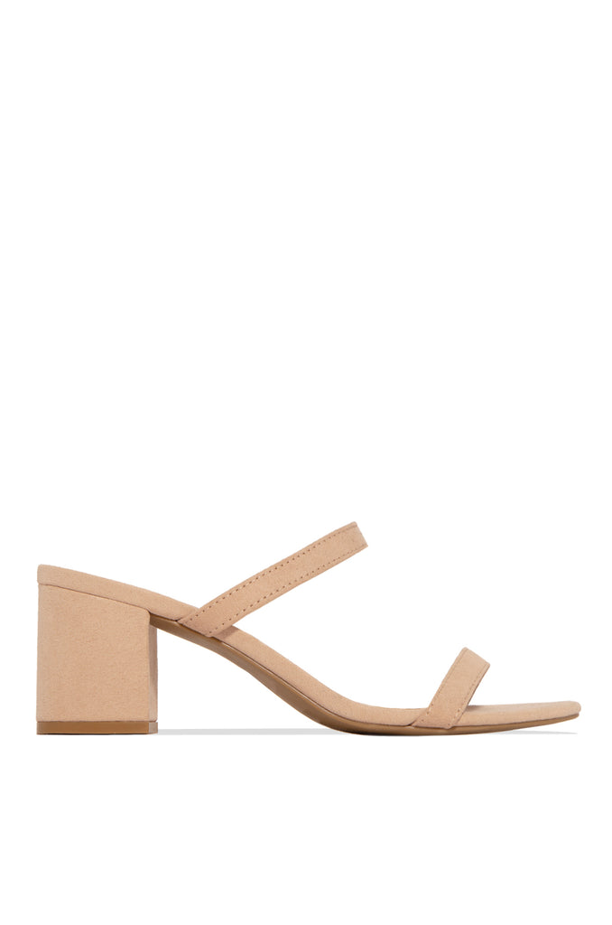 City Chic Mid Heel - Nude                            Regular price     $30.99         Sold out 12