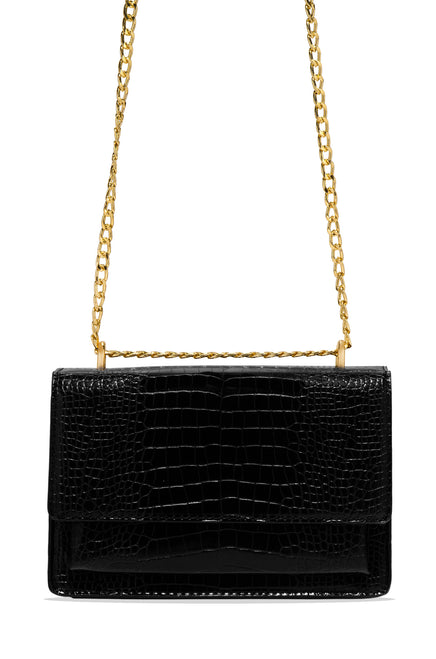 Fashions Finest Bag - Black