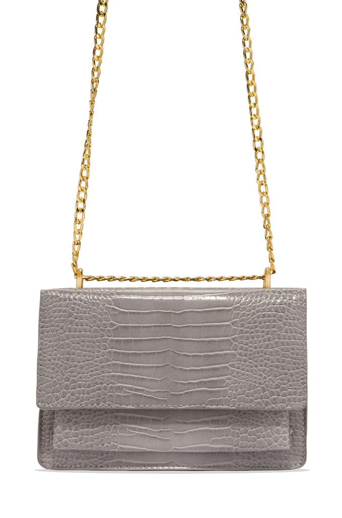 Fashions Finest Bag - Grey