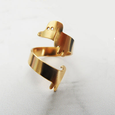 Dachshund Dog Ring