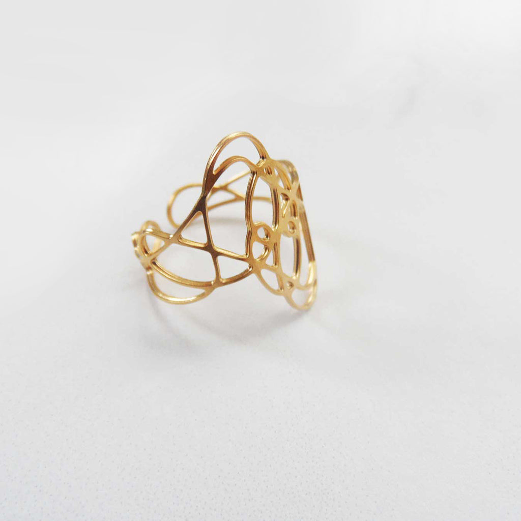 Scribble Ring