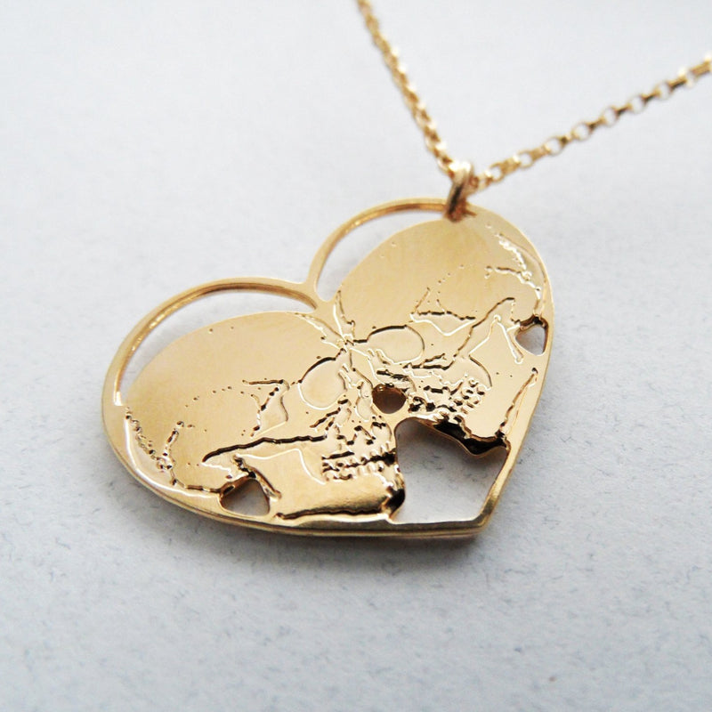 Until Death Do Us Part Necklace