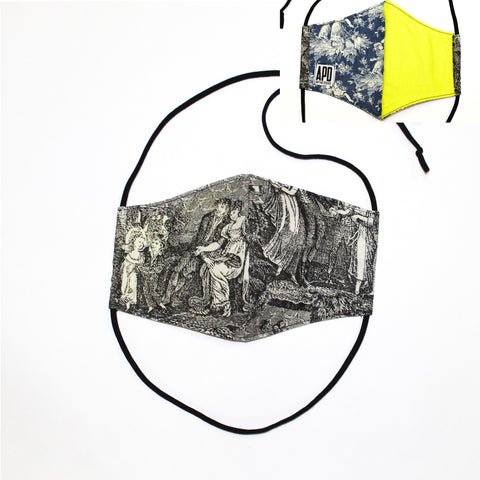 Reversible Gym Mask (30% OFF)