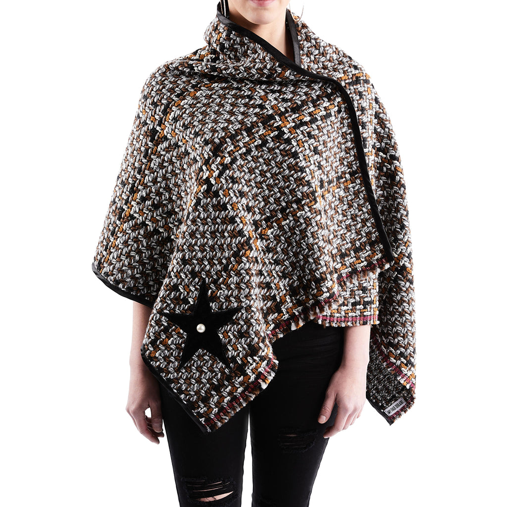 Tweed Wrap (30% OFF)