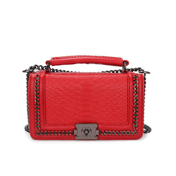 9079 PURSE - RED