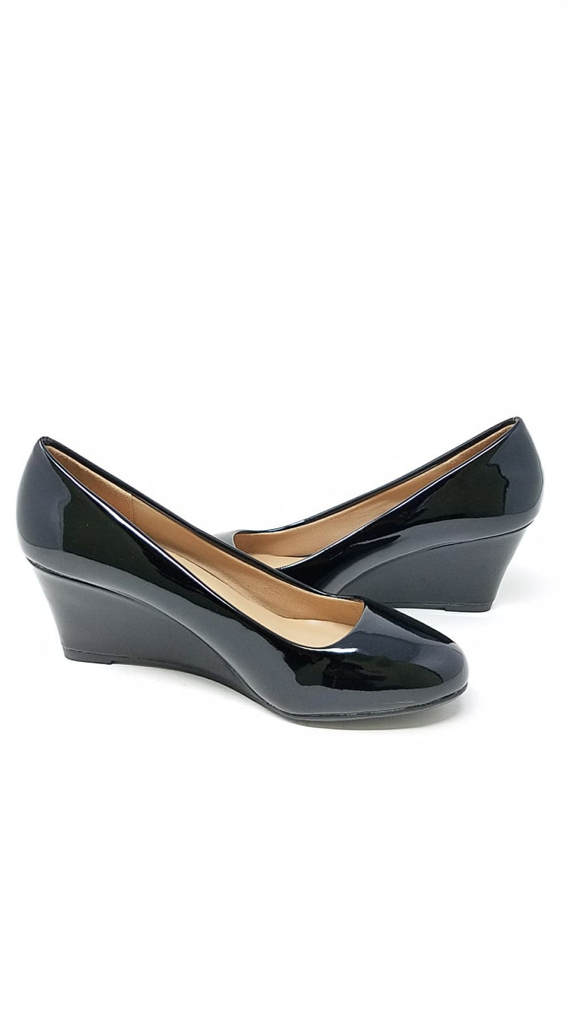 DORIS22 - BLACK PATENT