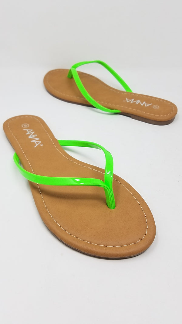 FABY8 - NEON GREEN