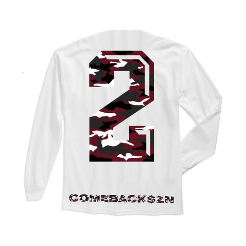 MONEY MANZIEL LONG SLEEVE T-SHIRT