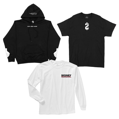 COMEBACKSZN BUNDLE (FREE POSTER INCLUDED)