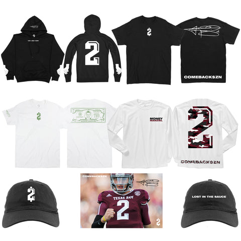MONEY MANZIEL BUNDLE (FREE SIGNED POSTER INCLUDED)