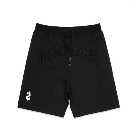 COMEBACKSZN SWEAT SHORTS
