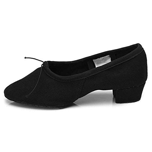 Women's Latin Dance Shoes - Black