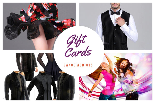 Dance Addicts Gift Card