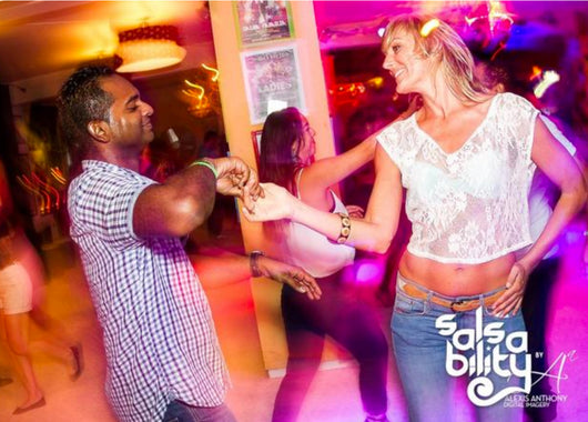 salsa dance lessons in California