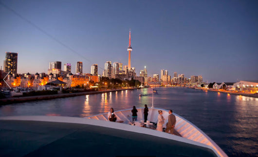 Dinner and Dance Cruise - Toronto, Canada