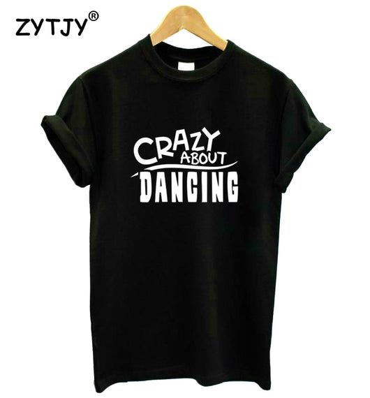 Dance Addicts dance t-shirt